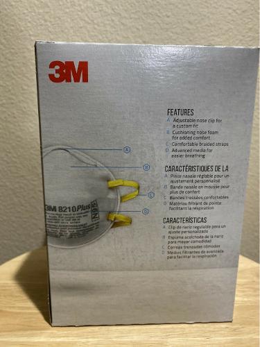 3M  N95 Masks avaialble