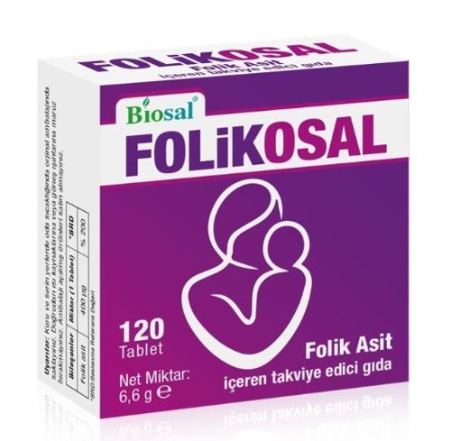 Biosal Folikosal 120 Tablets