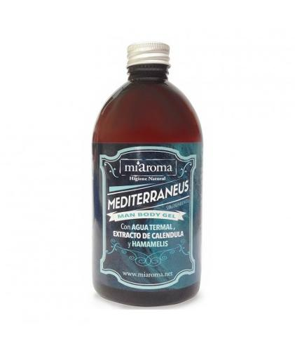 MEDITERRANEUS MAN BODY GEL