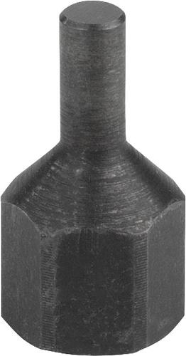 Rest Pads Pin Form, Internal Thread