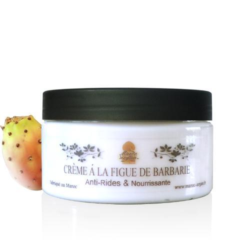 Crème à l'huile de figue de barbarie 100ml