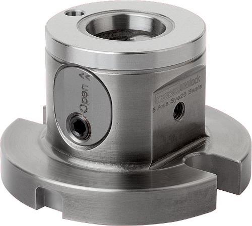 Module de base 5 axes UNI lock, pas de 50 mm