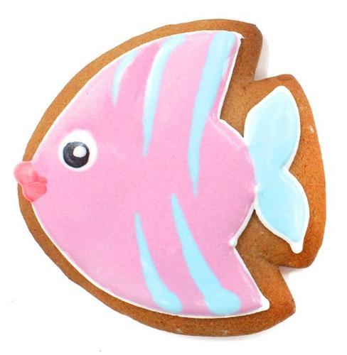 """Gingerbread """"FISH"""""""