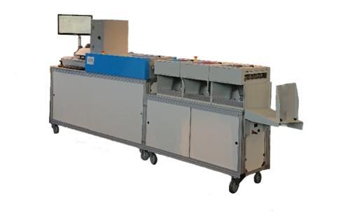 ISI12000 La machine de tri courrier postal