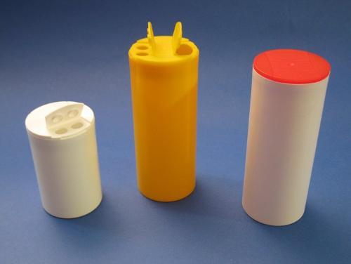 dispenser in plastica