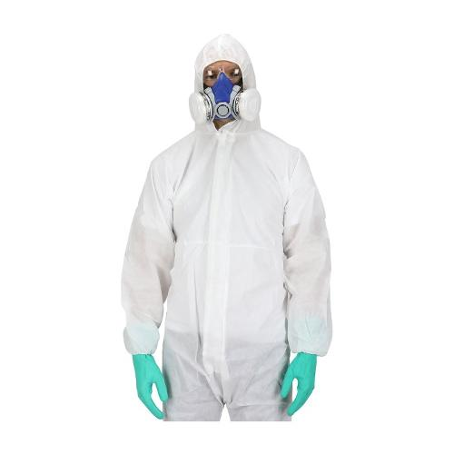 Disposable Coverall, NL201 white