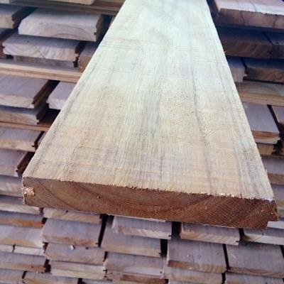 Teak wood from Ecuador - FEQ First European Quality