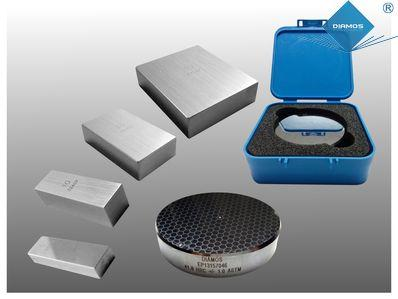 Hardness Test Blocks for calibration of hardness testers