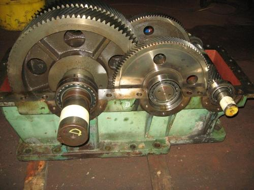 The Overhaul Service Of Gearboxes For Depth Oil Pumps