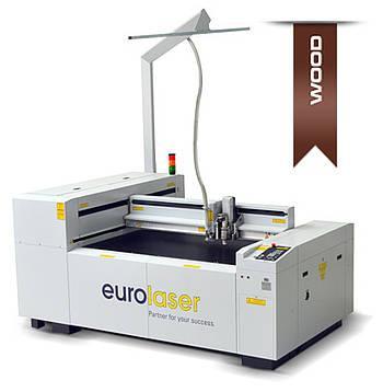 Système de découpe laser pour bois