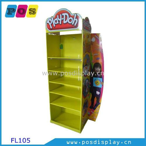 paperboard retail point of sale display