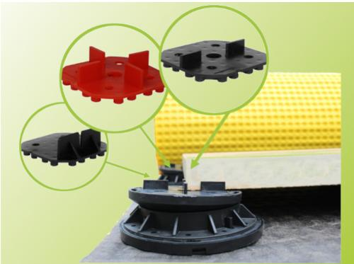 Combination Paver Supports