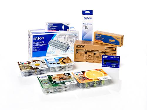 Original Epson supplies and spare parts