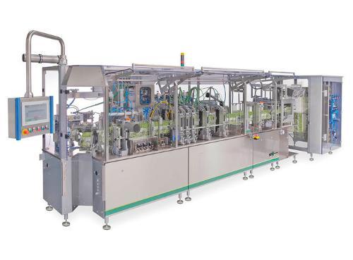 HFFS Beutelverpackungsmaschine FM 060