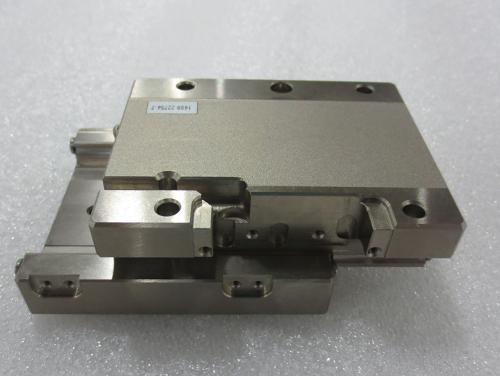Advanced cnc machining Stainless steel assembly parts