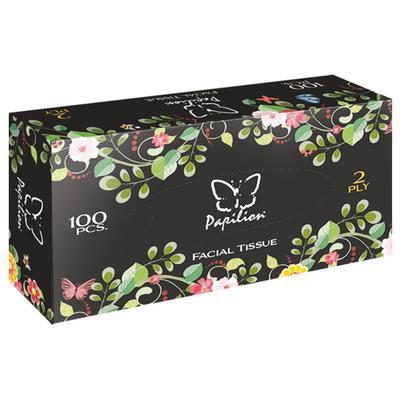 papilion tissue box 100 pcs