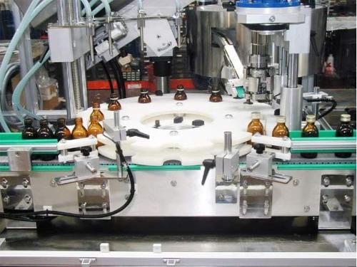 Riempitrice automatica 12000