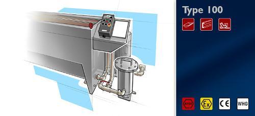 Washing machine type 100