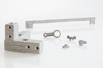 Pressofusione alluminio industriale