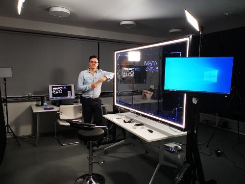 Set Studio Equipment