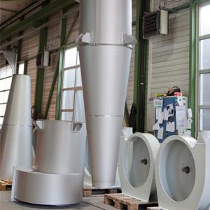 Lufttechnische Komponenten