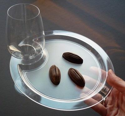 Assiette cocktail