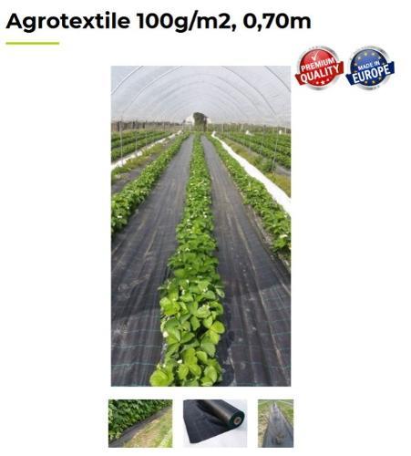Agrotekstil / Agrotextile