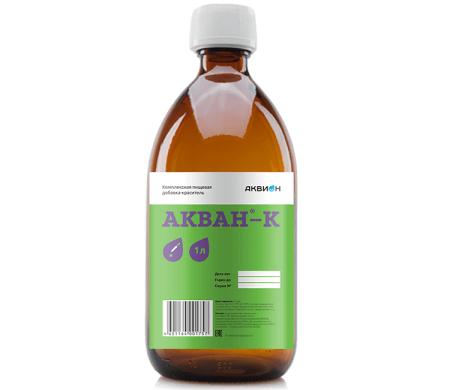 Akvan-K Complex Food Additive (Colour)