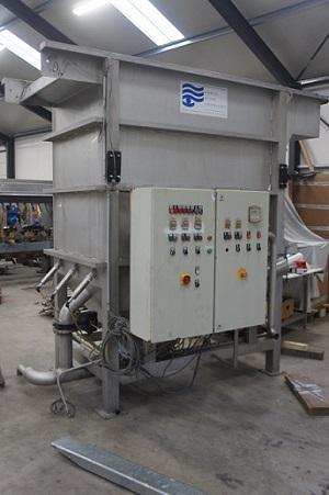 DAF Unit + rotary screen, Nijhuis, 20-25 m3