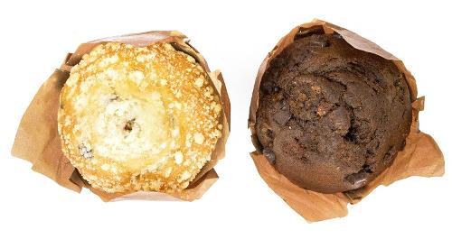 linea muffin e prodotti con pirottini