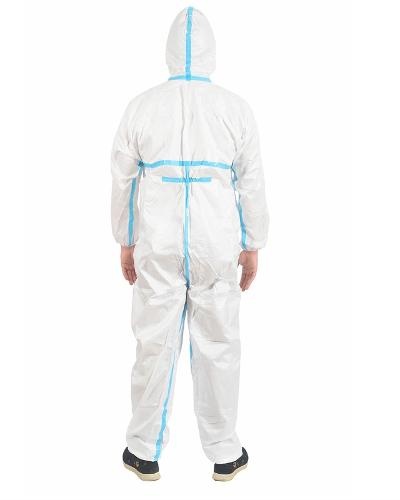 Type 3/4 Protective Coverall