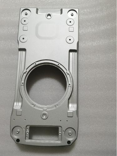 big size aluminium cnc machining part