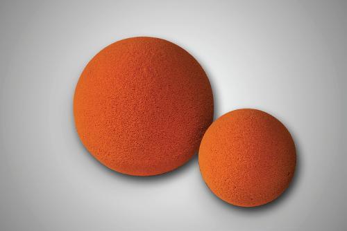 Balles nettoyantes pour tamisage