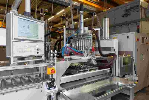 Casting Systems for Electronic Parts