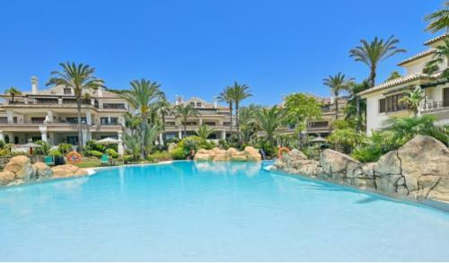 Apartamento Los Monteros Playa, Marbella Este (Marbella)