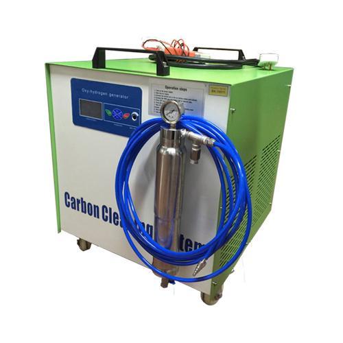 машина для очистки углерода