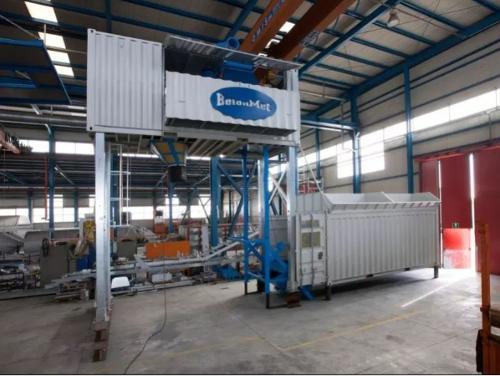 la centrale mobile à beton