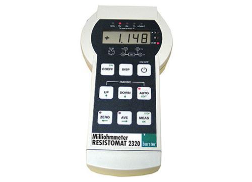 数字欧姆表 -RESISTOMAT 2320