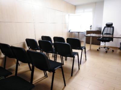 Sala Aula de Formación en Castellón