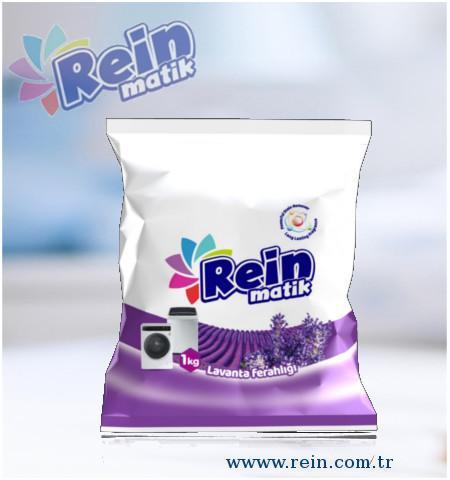 Rein  Detergent  Powder
