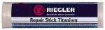 RIEGLER Repair stick titanium, 57 g