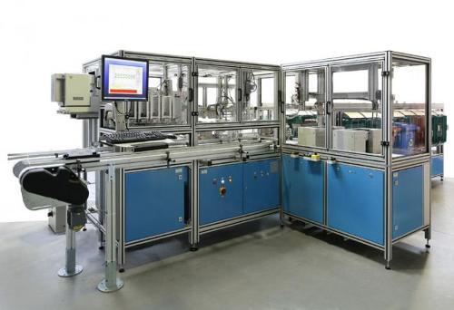 Dispatch Packaging Unit for Prescription Lenses