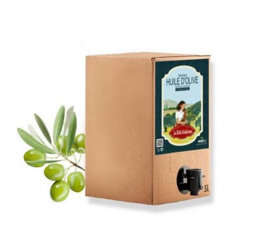 "Huile d'Olive Extra Vierge ""La Belle Andalouse"""