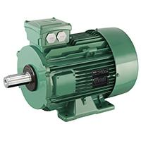 Three-phase motors for normal applications