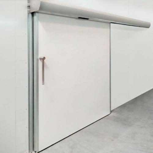 Puerta frigorífica corredera 002