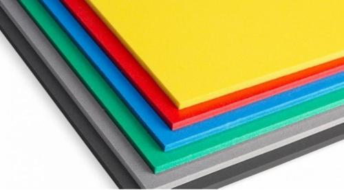 Plastic PP sheets (various colours) | Russia
