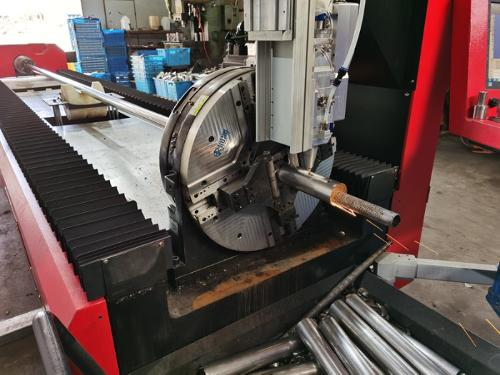 China Tube Laser Cutting Services