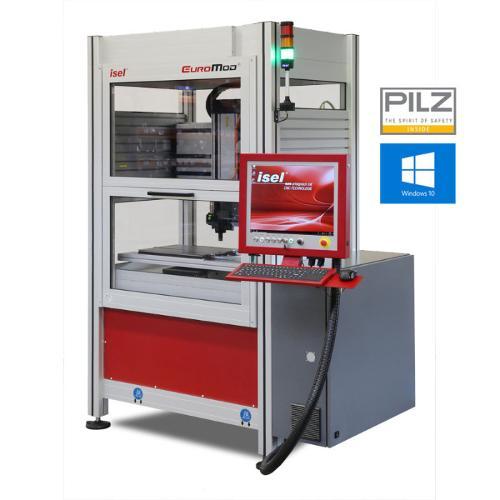 EuroMod®-MP CNC-Fräsmaschine
