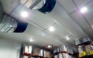 Systèmes de suspensions pour gaines textiles