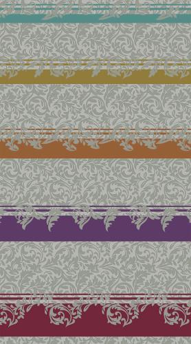«RIVIERA line» Deluxe Velours-Strandtücher